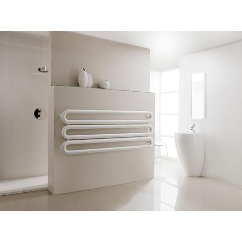 Instamat Tubone H designradiator horizontaal 67 x 200 cm (H x L) enkele buis wit