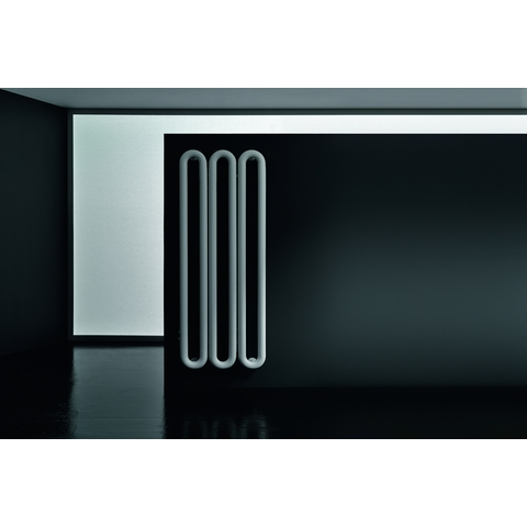 Instamat Tubone V designradiator verticaal 150 x 67 cm (H x L) enkele buis wit