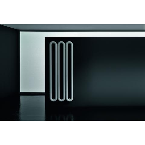 Instamat Tubone V designradiator verticaal 200 x 67 cm (H x L) enkele buis wit