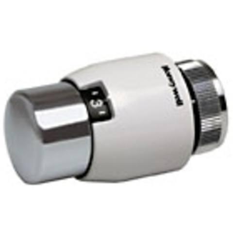 Honeywell  radiatorthermostaat chroom-wit