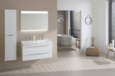 Thebalux Bigline LED spiegel - 150cm