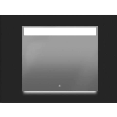 Thebalux Bigline LED spiegel - 150cm - spiegelverwarming