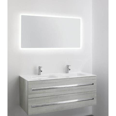 Thebalux Bright LED spiegel - 140cm - met spiegelverwarming