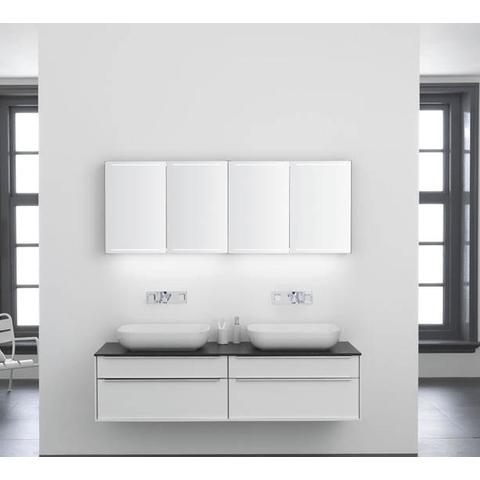 Thebalux Deluxe spiegelkast - 80x60cm - san remo