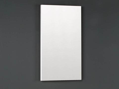 Thebalux Happy fonteinmeubel - links - eiken antraciet - zonder spiegel