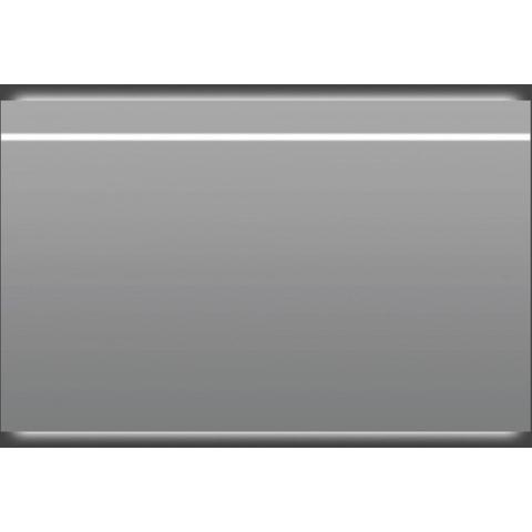 Thebalux Thinline LED spiegel - 100cm - met spiegelverwarming