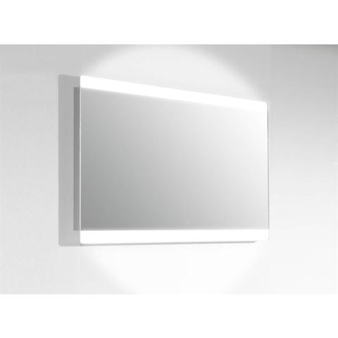 Thebalux Touch LED spiegel 100cm met spiegelverwarming