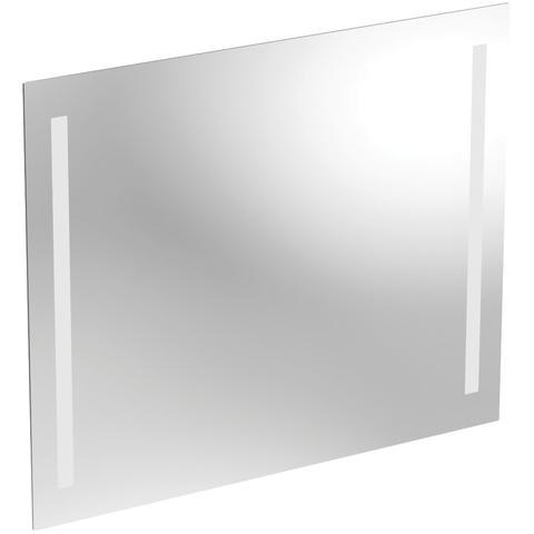Geberit Option spiegel met led verlichting 80x65cm