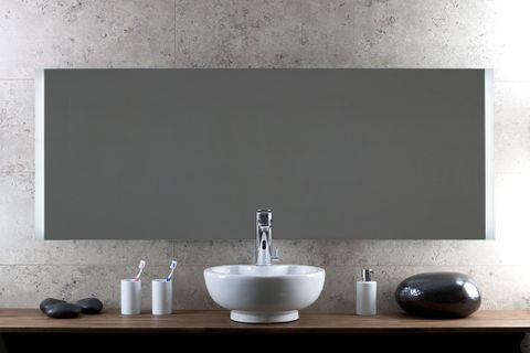 Blinq Nelid spiegel 120x80 li+re.led verlichting m/sensor