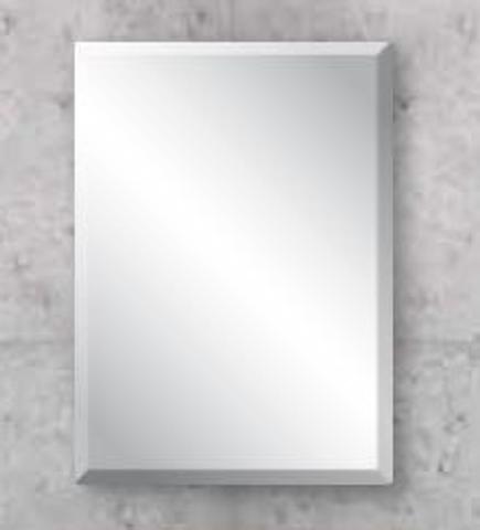 Blinq Facet spiegel 30x60 bxh m/facetrand 10mm.vert.zij. m/bev
