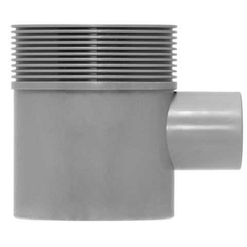 Easydrain Multi sifon hoog zijuitlaat 50mm.