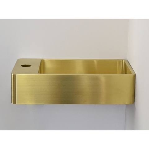 Lanesto Vanity fontein 40cm - Gold