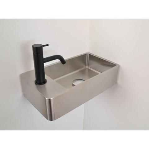 Lanesto Vanity fontein 40cm - RVS