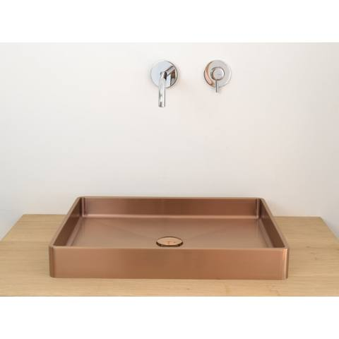 Lanesto Vanity opzetwastafel 52cm - Copper