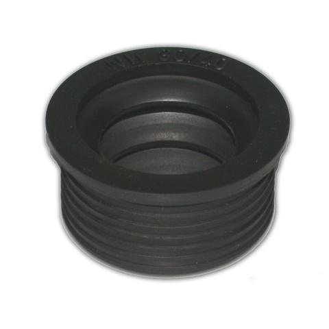De beer rubber manchet /metaal 50x40 mm.