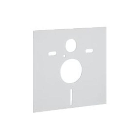 Geberit  geluidsisolatieset voor wandcloset