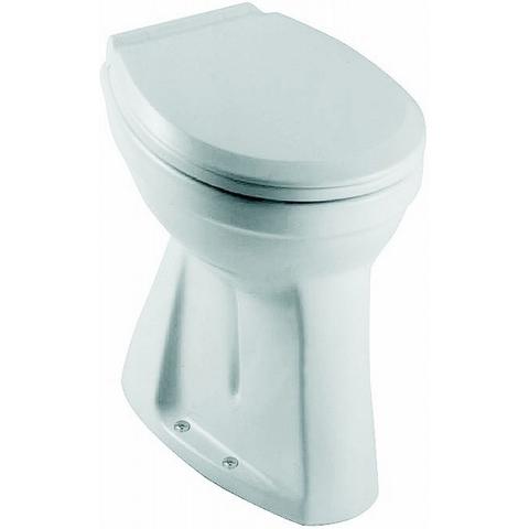 Verhoogde Toiletpot 6.Sphinx 280 Staande Toilet Ao 6cm Verhoogd