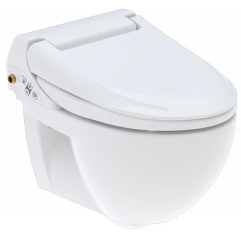 Geberit Aquaclean 4000 douche wc met closet model 1 wit