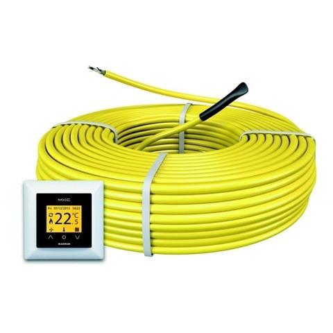 Magnum Comfort vloerverwarmingsset cable met X-treme Control 194 meter 59 meter 1000watt