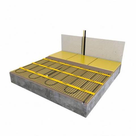 Magnum Mat vloerverwarming mat 1600 x 50 cm 1200watt 8 m2