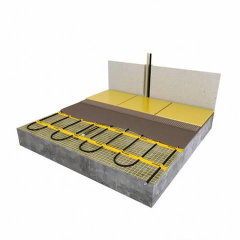Magnum Mat vloerverwarming mat 500 x 25 cm 187watt 1,25 m2