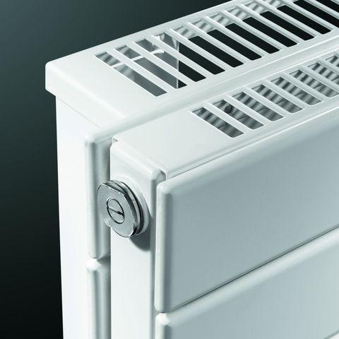 Vasco Viola H2l2-Ro radiator 800x505 mm. n14 as=0026 1217w wit ral 9016