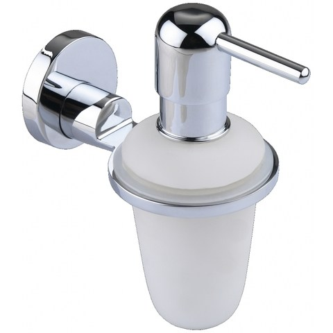 Blinq Washington zeepdispenser chroom