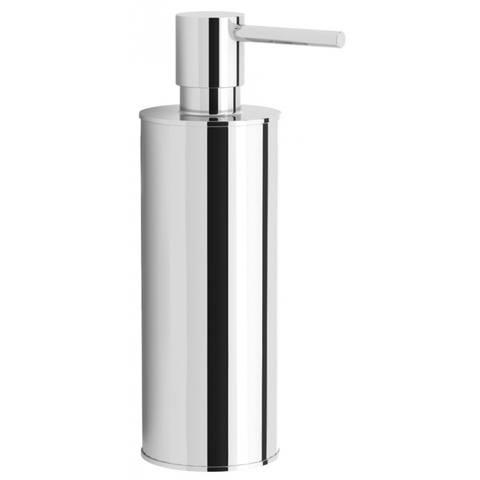 Blinq El paso staande zeepdispenser 150 ml. chroom