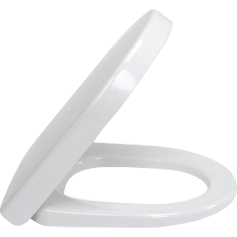 Villeroy & Boch Subway 2.0 toiletzitting Compact met QuickRelease & Softclosing wit