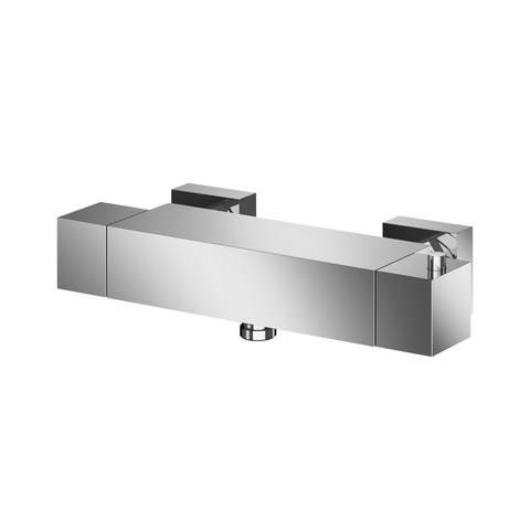 Hotbath Bloke Q008 douchethermostaat chroom