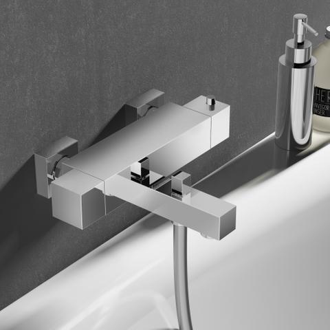 Hotbath Bloke Q020 badthermostaat chroom