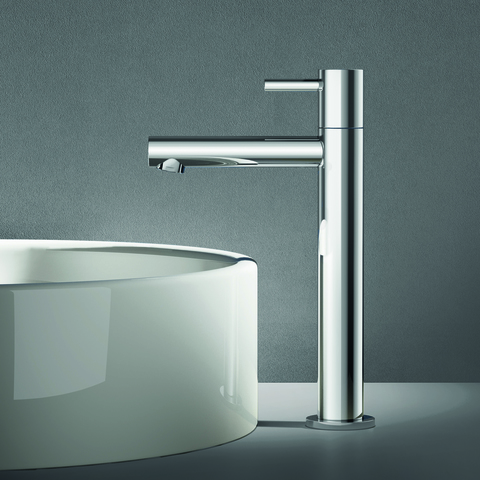 Hotbath Dude EH001 fonteinkraan verhoogd model chroom