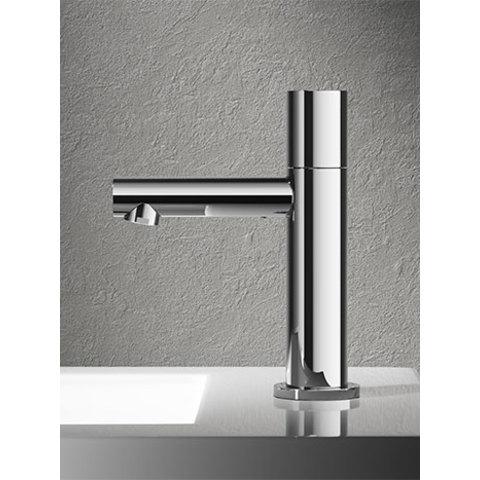 Hotbath Dude V001 fonteinkraan geborsteld nikkel