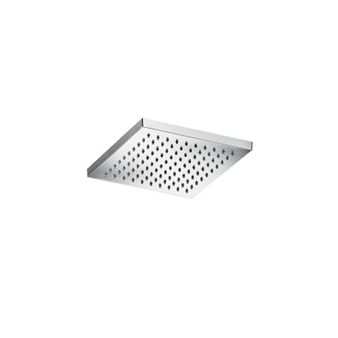 Hotbath Mate M200 hoofddouche 20x20cm vierkant chroom