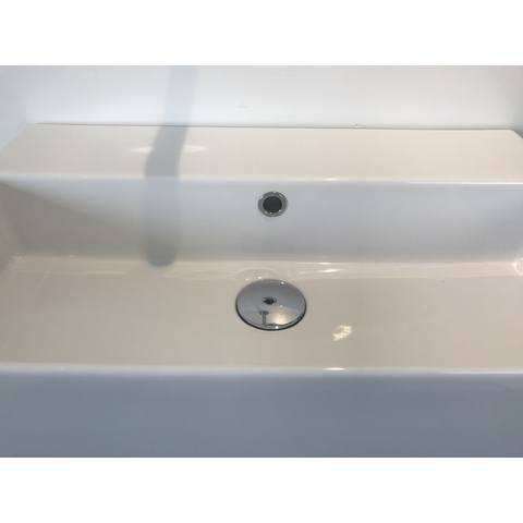 Hotbath Cobber P710 klikplug rond chroom