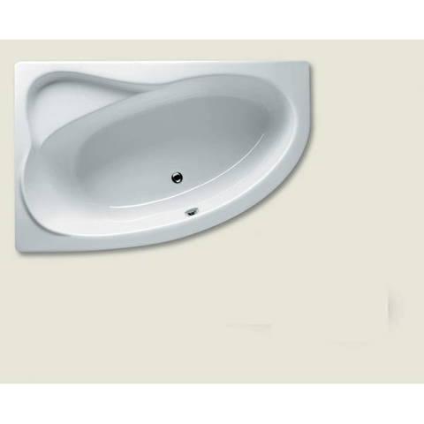 Riho Lyra bad acryl 153,5x100,5cm rechts wit