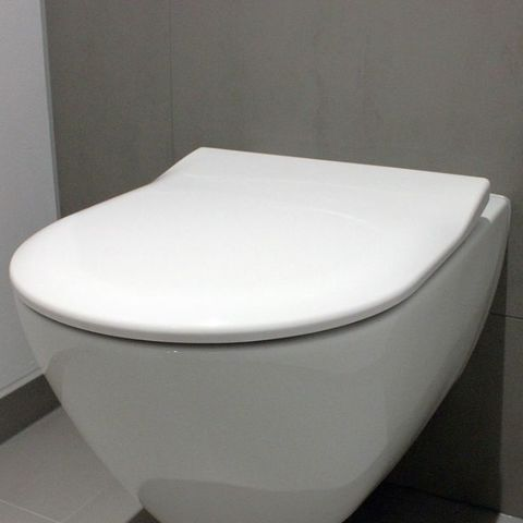 Villeroy & Boch Subway 2.0 toiletzitting SlimSeat wit