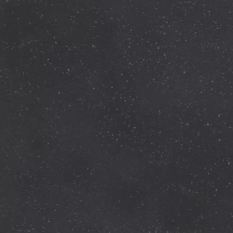Ink kleurstaal wastafel - quartz zwart - 6x11cm