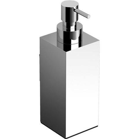 Clou Quadria zeepdispenser wand chroom
