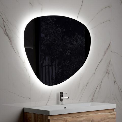 Bewonen Organic led- spiegel dimbaar 100 cm
