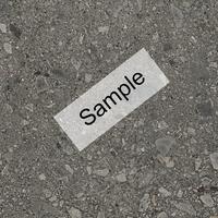 Sample - Blinq Cinco - antraciet (30x15cm)