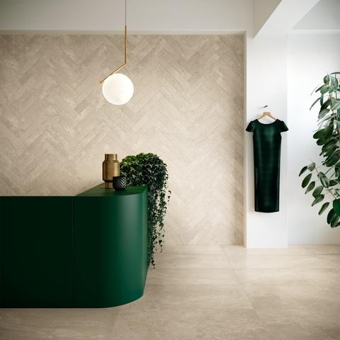 Edimaxastor Ceramiche Velvet tegel Almond 60x60