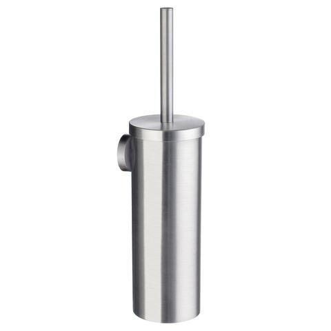 Smedbo Home toiletborstelhouder wand mat-chroom