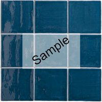 Sample - By goof Oud Hollandse Witjes Marine 13x13