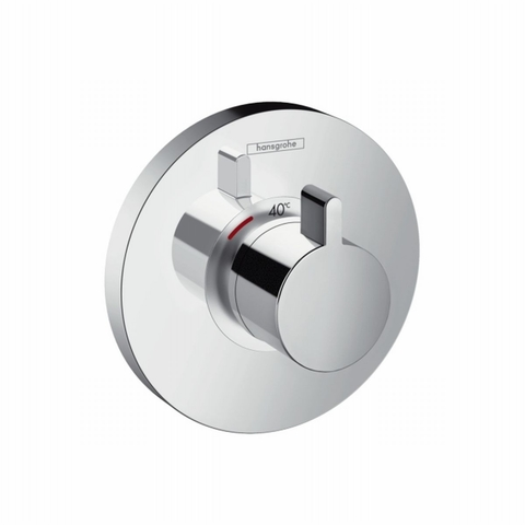 Hansgrohe Showerselect S afdekset highflow thermostaat chroom