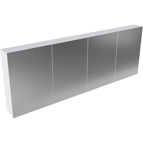 Mondiaz Cubb spiegelkast 200x70x16cm met 4 deuren - Cale