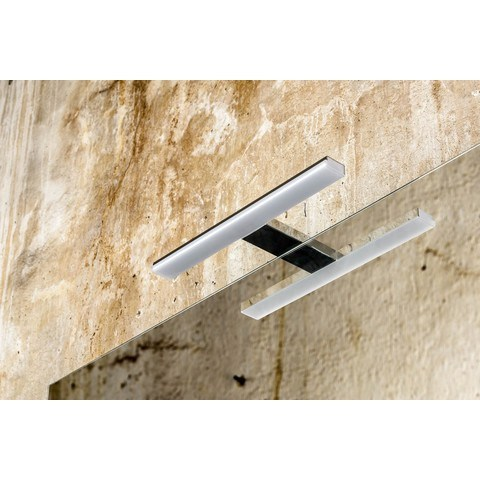 Mondiaz Luz LED verlichting 30cm chroom