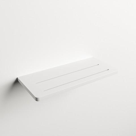 Mondiaz Easy Solid Surface planchet 31cm Talc