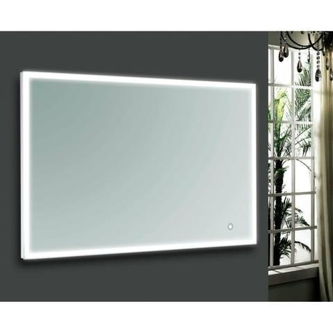 Blinq Gefion spiegel 60 x 80 cm. met led verlichting rondom