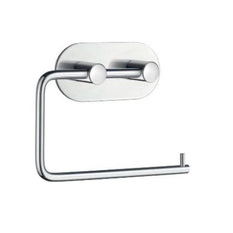 Smedbo BB toiletrolhouder zonder klep chroom